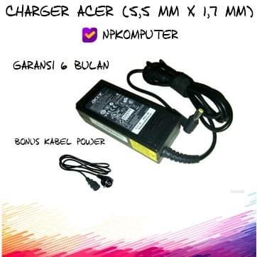 Foto Produk Adaptor Charger Original Acer Aspire 4752 4750 4745 4743 4741 4740 473 dari np komputer