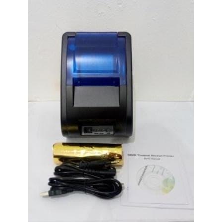 Foto Produk mini pos printer thermal bluetooth 58mm dari kingsecondsby
