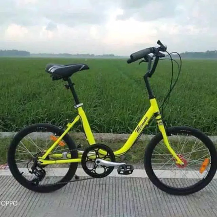 Jual Sepeda Minion Kota Bogor Hendrashopikan Tokopedia