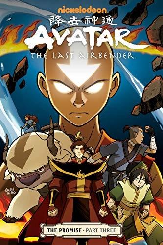 Jual Avatar The Last Airbender The Promise Part 3 Jakarta Selatan Pick A Book Store Tokopedia