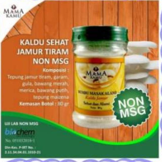 Jual KALDU BUBUK ORGANIK AYAM SAPI JAMUR TERLARIS SURABAYA - Kota Surabaya  - riri ja  Tokopedia