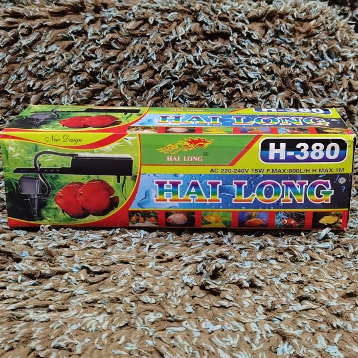 Jual Filter Aquarium Hai Long H-380 - Kab. Bogor ...