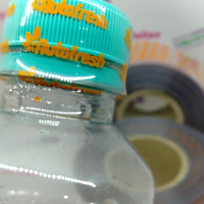 Foto Produk fika Plastik segel 5cm dan 5,5 cm Sablon bolak balik dari Fika Online
