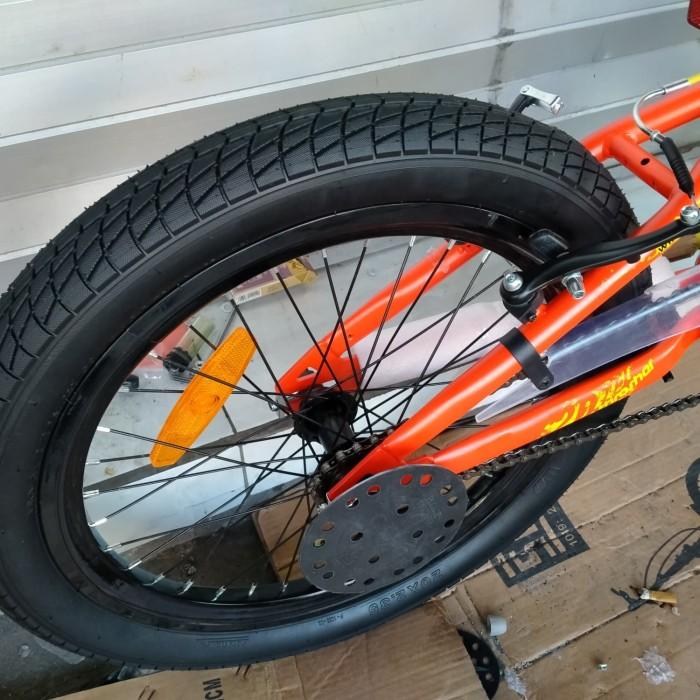 Jual Sepeda Bmx Wimcycle Ban Besar Size 20 Inch Kota Surabaya Cica Olshop Tokopedia
