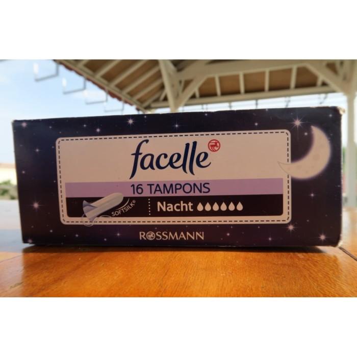 Foto Produk Tampon Facelle Super Plus (isi 16 pcs) dari Your Liberty Shop