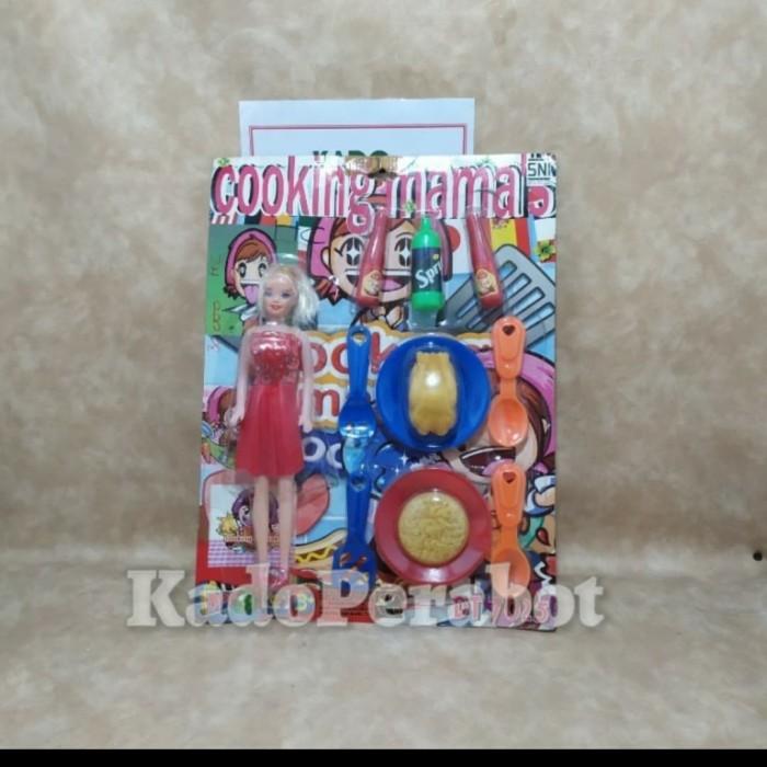Jual Boneka Barbie Masak Masakan Mainan Barbie Masak Masakan Free Barbie Kab Tangerang Perabotshop15 Tokopedia