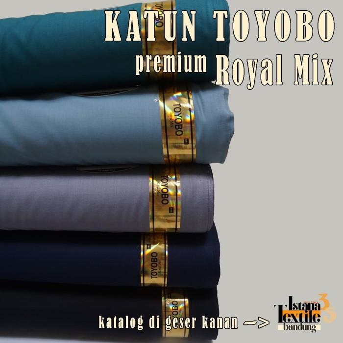 Foto Produk 1/2 meter Kain Katun Toyobo #Fodu dari IstanaTextileBdg