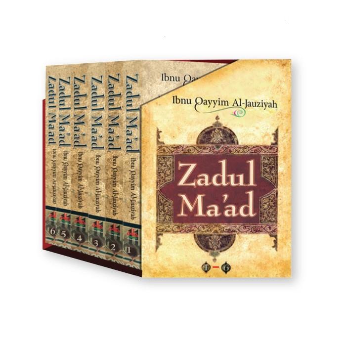 Foto Produk Zadul Maad Lengkap (6 Jilid) dari Pustaka Al-Kautsar