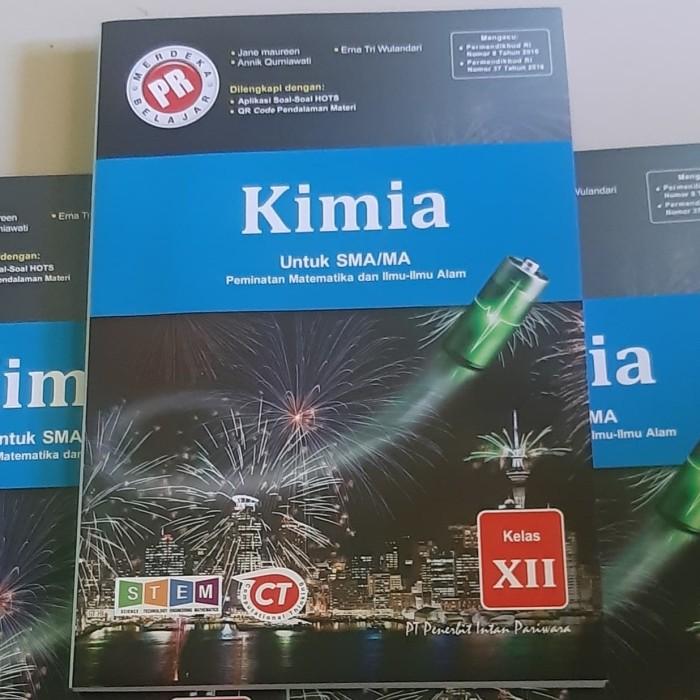 Jual Buku Pr Kimia Kelas 12 2020 2021 Kota Surabaya Happy Shope Toped Tokopedia