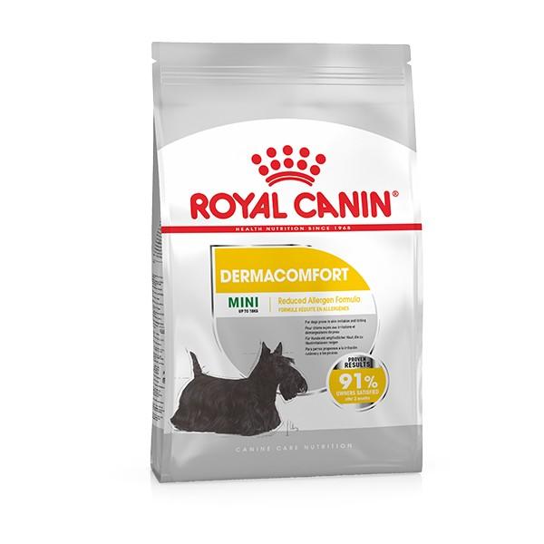 Foto Produk royal canin 3 kg dog mini dermacomfort dari F.J. Pet Shop