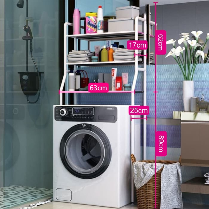 Foto Produk Rak mesin cuci Organizer A623 dari Mega-Persada