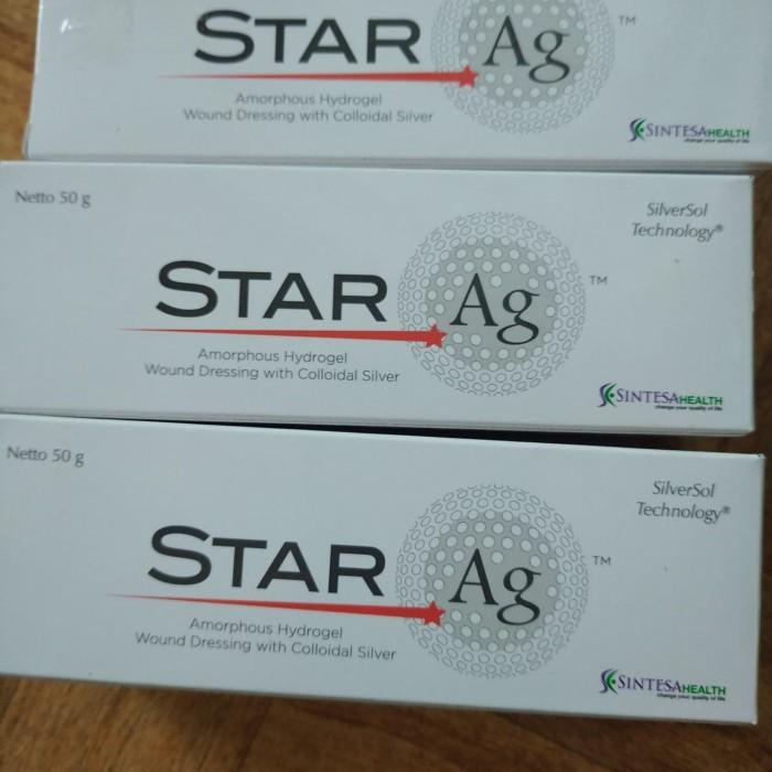 Foto Produk star ag silver 32 ppm dari toko barokkkkkah