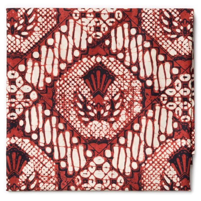 Foto Produk Kain Batik Cap Jogja Klasik Motif Ceplok Parang Gurdo dari Kainusa