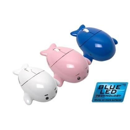 Foto Produk Mouse Toshiba Pala Chan Series Blue Led Mouse Toshiba PalaChan dari PojokITcom Pusat IT Comp