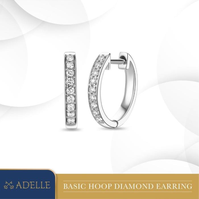 Foto Produk Anting Berlian - Adelle Jewellery - ADE2001002 dari Adelle Jewellery