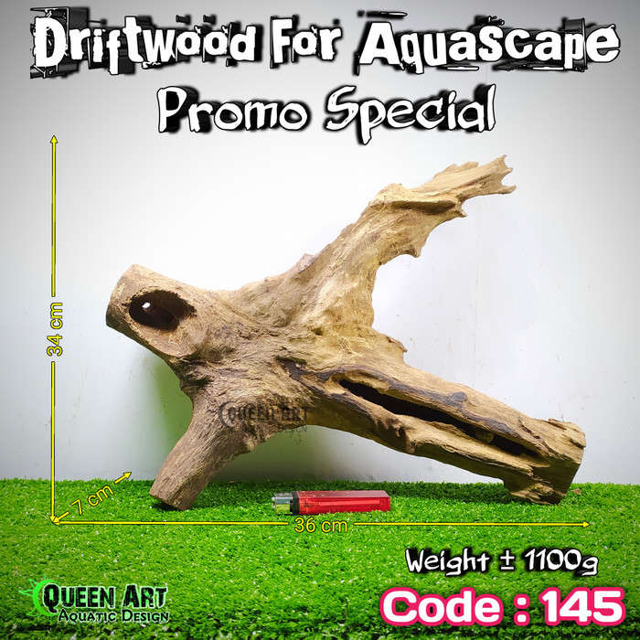 Jual Promo Driftwood Aquascape Kayu Rentek Untuk Aquarium Code 145 Kota Bandung Adiet Gems Collection Tokopedia