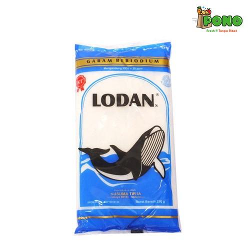 Foto Produk Garam Lodan 250gr dari Pono Area Solo