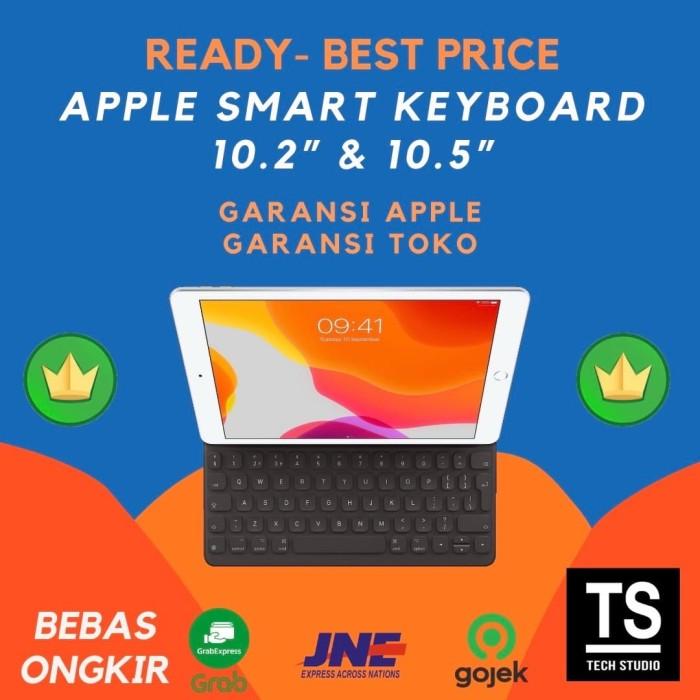 "Foto Produk Apple Smart Keyboard iPad 10.2"" 10.5"" Keyboard for iPad Air dari Tech Studio Indonesia"