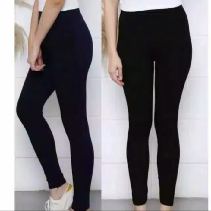 Jual Celana Legging Import Bahan Tebal Fit S To Jumbo Size Jakarta Utara Lolytapicishop26 Tokopedia