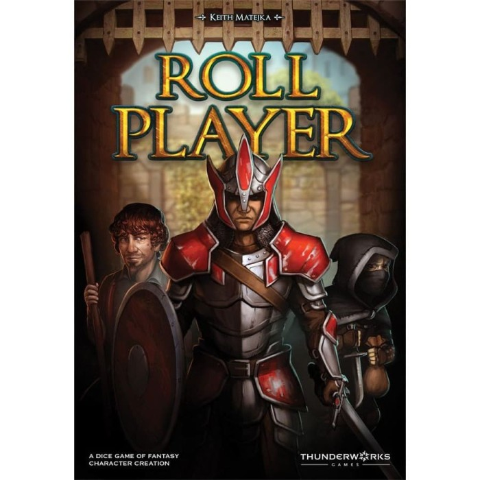 Foto Produk Roll Player ( Original ) - Toko Board Game - RPG Game dari Toko Board Game
