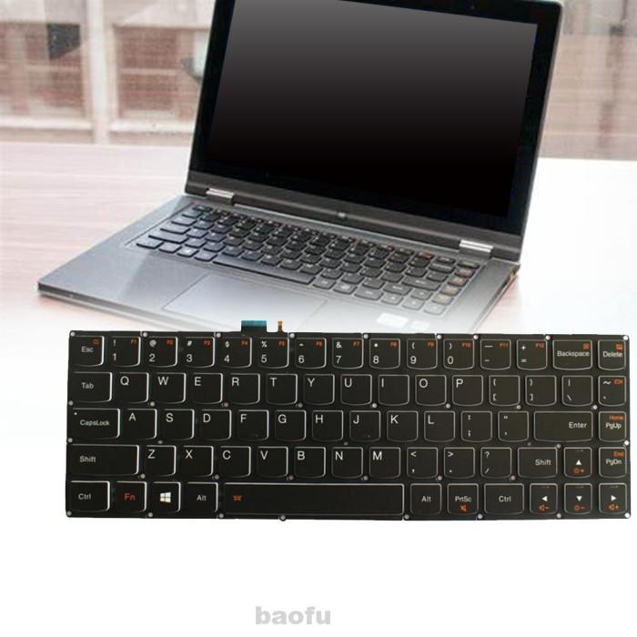 Jual Keyboard Professional Backlit Ergonomic For Len Yoga 3 Pro Jakarta Selatan Firefly Nice Tokopedia