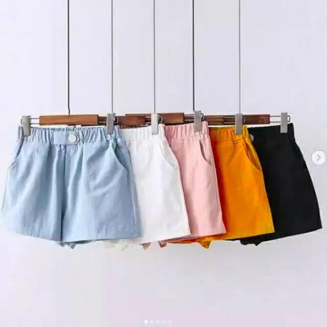Foto Produk Bichon Pants Celana Pendek Wanita Santai ADEM BERKUALITAS TERMURAH dari Kiddies World