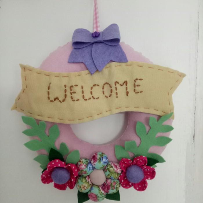 Jual Dekorasi Pintu Welcome Flanel Dekorasi Kamar Anak Kota Bogor Aileen Flanel Shop Tokopedia