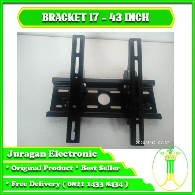 Foto Produk Bracket Tv / Brecket Led / Braket / breket 22, 32, 40, 43 Inc All Merk dari Juragan electronics