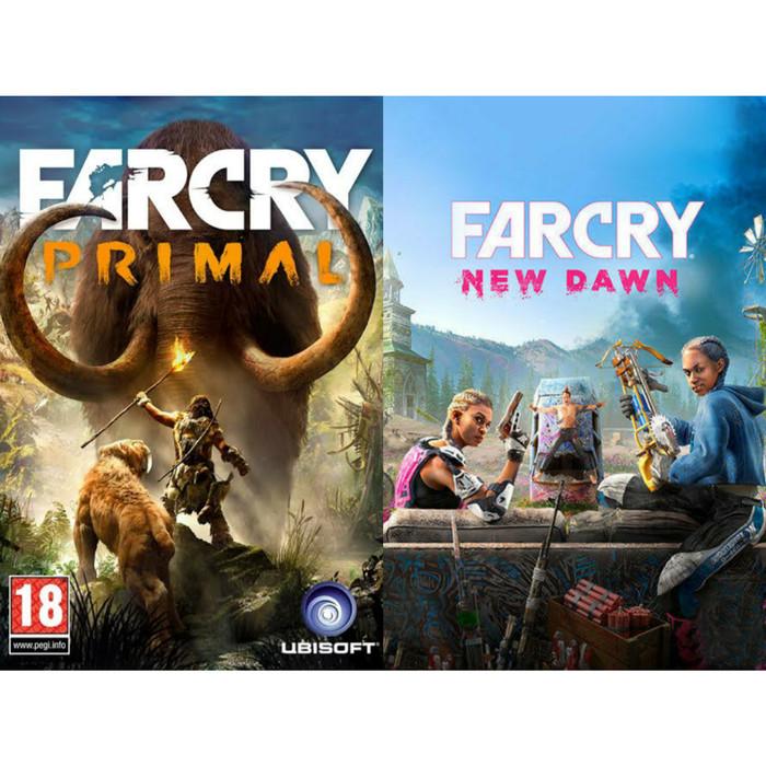 Jual Far Cry Primal Apex Dan Far Cry New Dawn Pc Games Usb Flashdisk 32gb Kota Medan Shgear Tokopedia