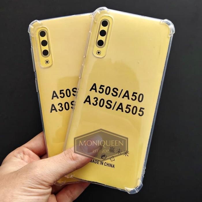 Foto Produk Samsung Galaxy A50 Anti Crack Case Casing /Anticrack softcase case dari MoniQueenShop