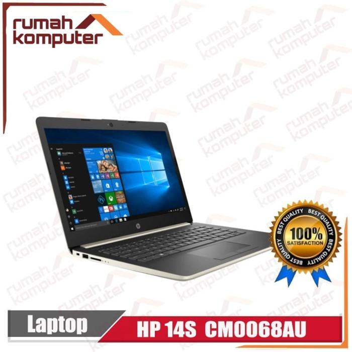 Jual Murah Laptop Notebook Hp 14 Cm0068au Amd A9 9425 Ram 4gb Hdd 1tb Win10 Kab Sleman Rumah Komputer Jogja Store Tokopedia