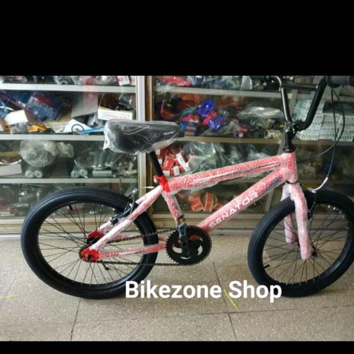 Foto Produk Sepeda BMX 20 Senator KHUSUS GOSEND BANDUNG dari bikezone shop