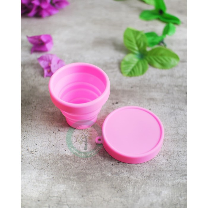 Foto Produk ECOTALK - MENSTRUAL CUP STERILIZER PINK dari namaste organic