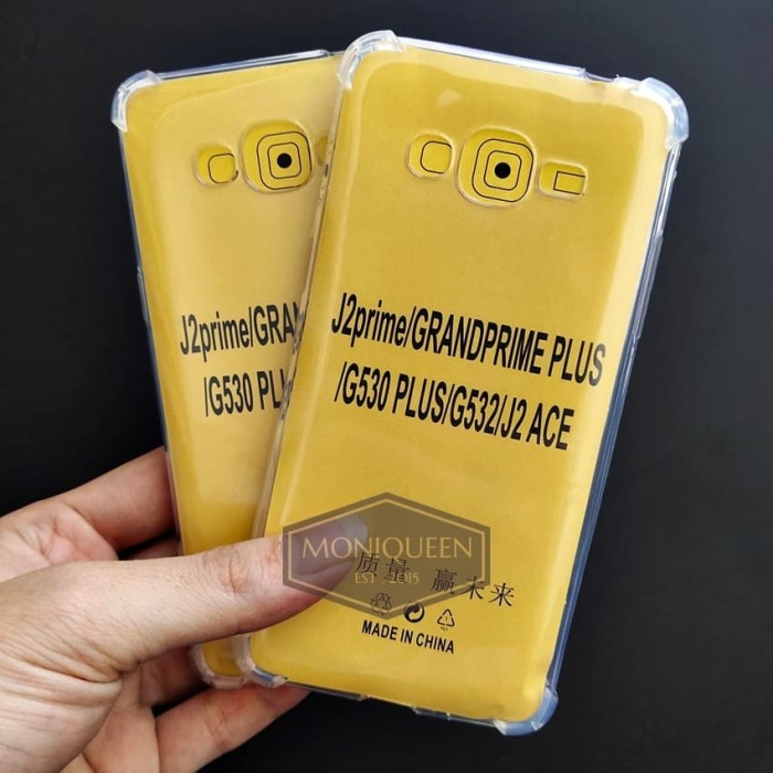Foto Produk Samsung Galaxy J2 PRIME Anti Crack Case Casing / Anticrack case dari MoniQueenShop