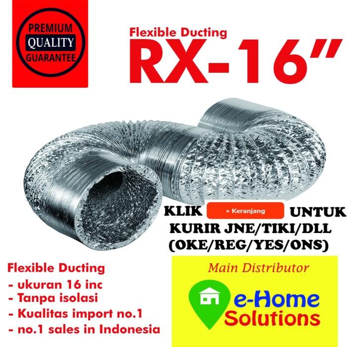 Foto Produk Flexible Duct 16 inch dari E-HomeSolutions
