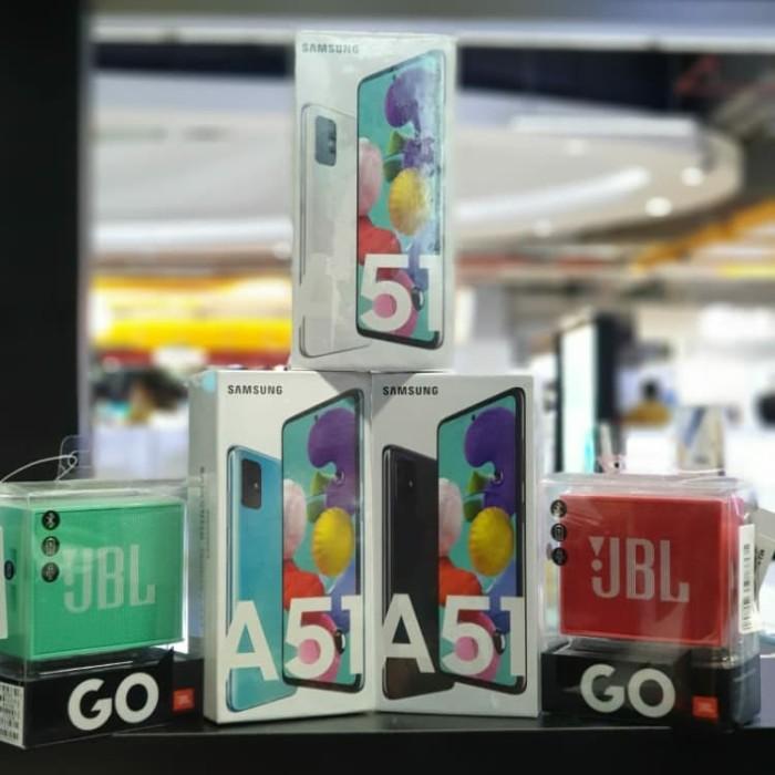 Foto Produk Samsung Galaxy A51 128gb NEW - Putih dari black sweat shop