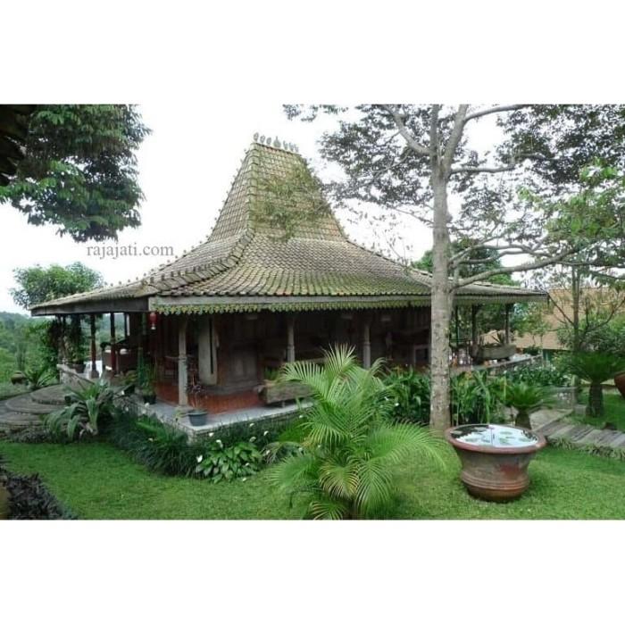 Jual Rumah Joglo Dan Limasan Jawa Asli Jawa Tengah Model Rumah Jawa Kuno - Kab. Grobogan - Gallery Jati Penadaran   Tokopedia