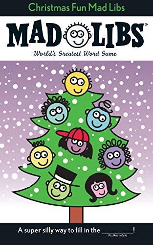Jual Christmas Fun Mad Libs Stocking Stuffer Mad Libs Jakarta Selatan Pick A Book Store Tokopedia