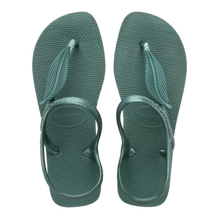 Foto Produk Havaianas Flash Urban Plus 7605-Green Leaf - Sandal Wanita - Hijau, 35-36 dari Havaianas Official Shop