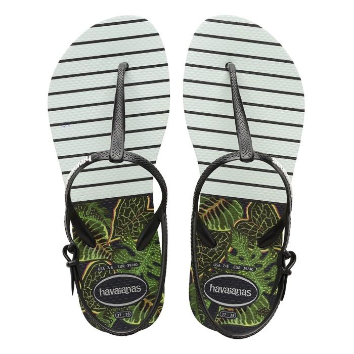 Foto Produk Havaianas Freedom Sl Print Cf 0128-White - Sandal Wanita - Putih, 37-38 dari Havaianas Official Shop