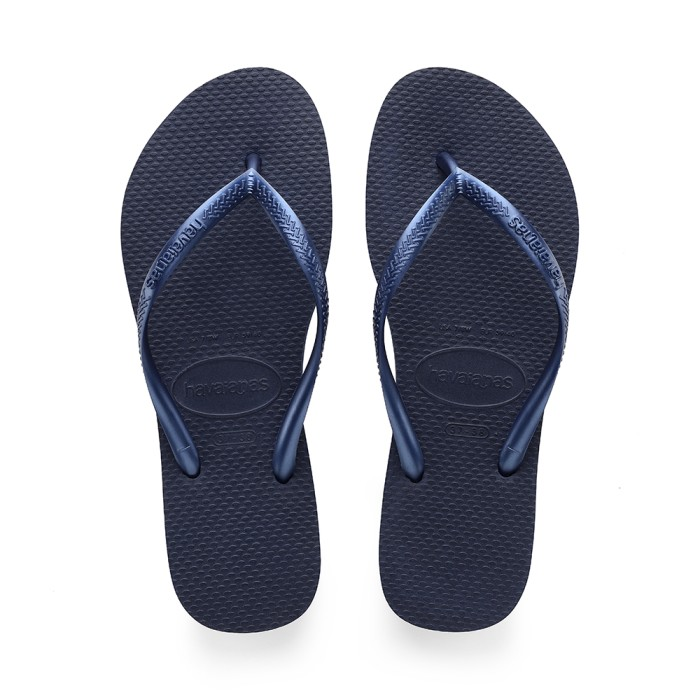 Foto Produk Havaianas Slim 0555-Navy Blue - Sandal Wanita - Biru, 33-34 dari Havaianas Official Shop