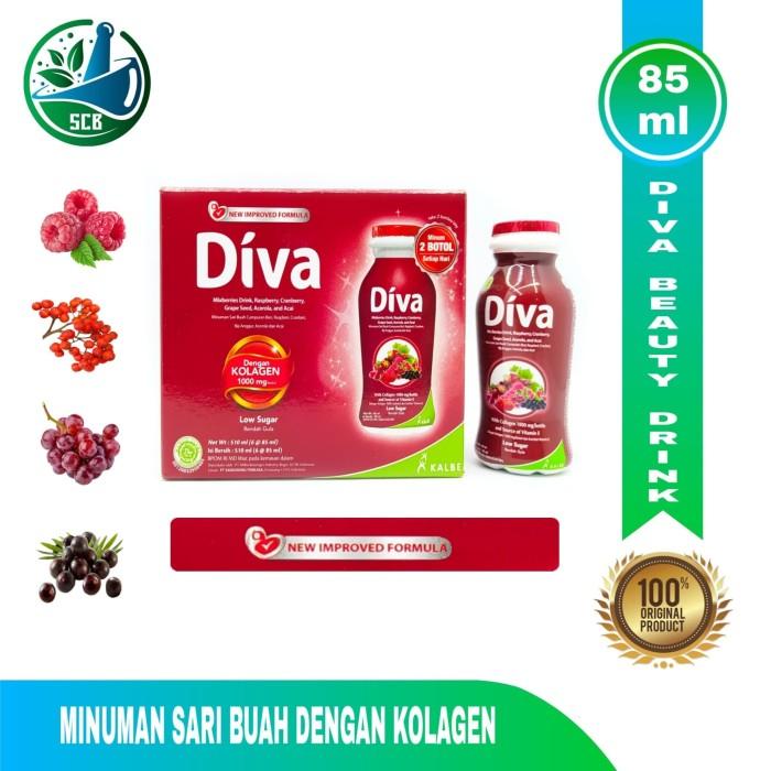 Foto Produk Diva Beauty Drink / Diva collagen Mixberries Drink dari Toko Obat SCB