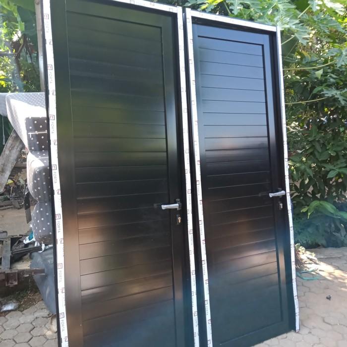 Jual pintu aluminium panel ,pintu kamar dll - Putih - Kota ...