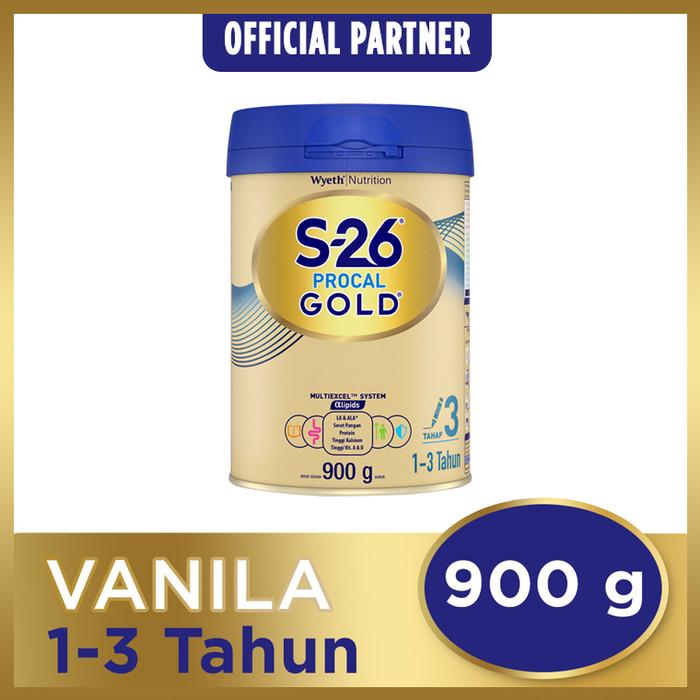 Foto Produk S-26 PROCAL GOLD Can 900g dari asiabestmart