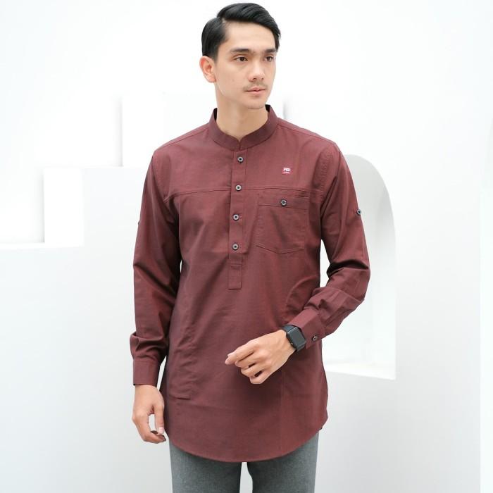 Foto Produk baju kurta pakistan baju kurta pakaian muslim pria atasan pria muslim dari aiko_stuff