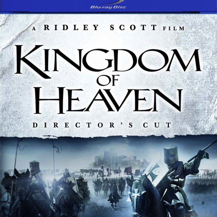 Jual Kingdom Of Heaven 2005 Bluray 1080p H264 Kab Kudus Joeencomp Tokopedia