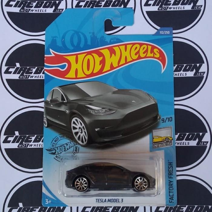 Jual Hot Wheels Tesla Model 3 Kab Cirebon Hot Wheels Cirebon Jeh Tokopedia