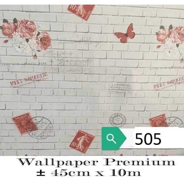 Jual Wallpaper Dinding Sticker Tembok Wall Stiker Batu