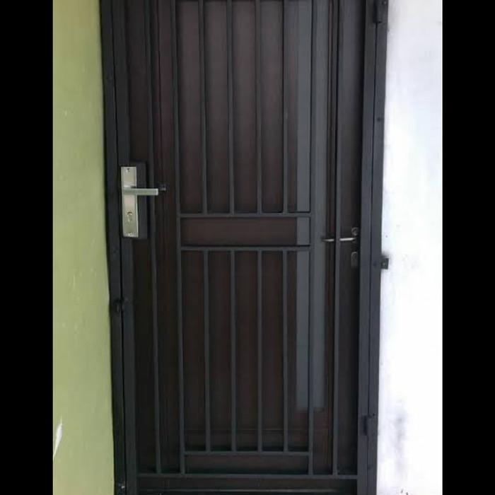 Jual Pintu teralis / ram nyamuk / kasa nyamuk / pintu ...