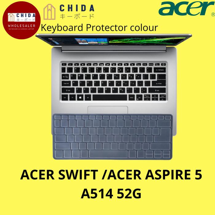 Foto Produk Keyboard acer swift/ keyboard protector/pelindung keyboard dari chida store